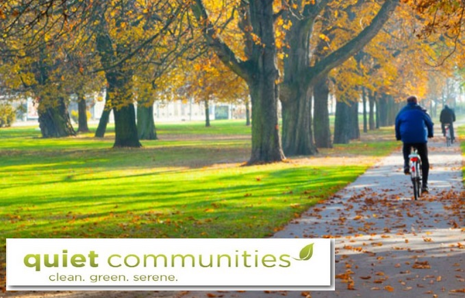 Quiet Communities: Reducing Enviromental Noise