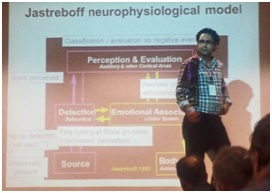 Hashir Aazh: Perceptual, neuro-physiological and emotional framework