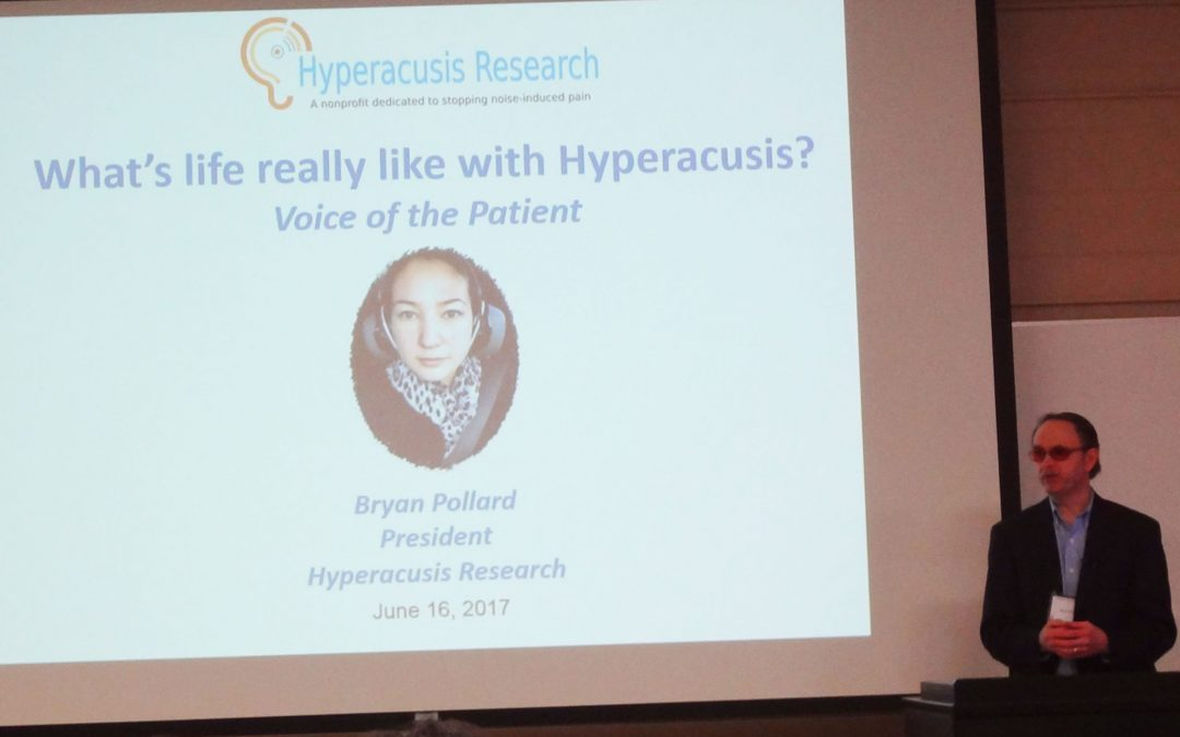 Hyperacusis: A focus area for University of Iowa Conference