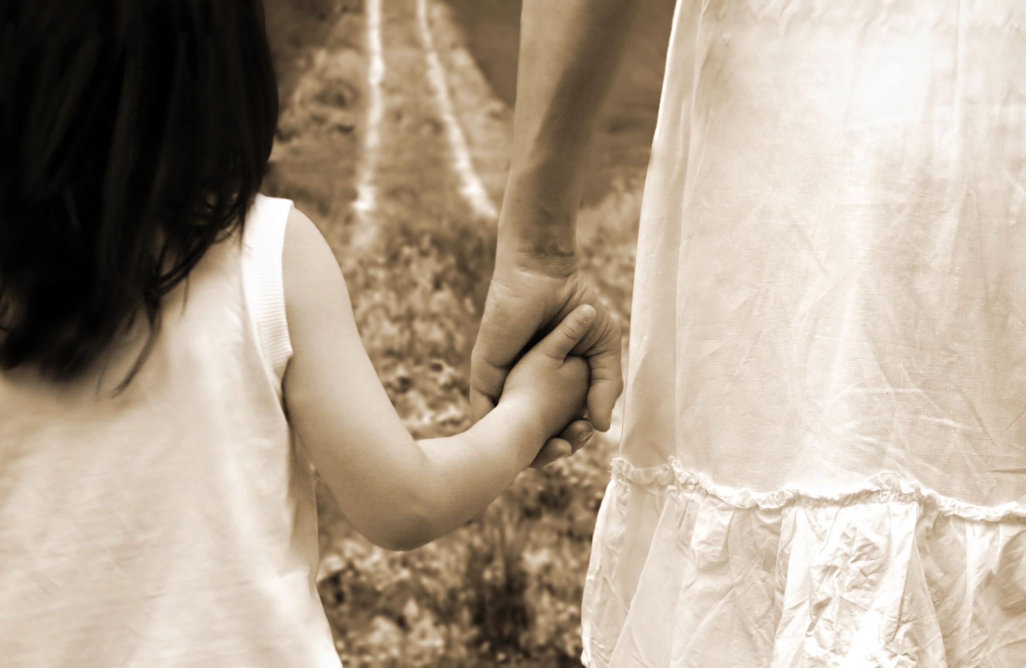 Фото мамы и дочки без лица, Мамы и дочки (19 фото) 13 фотография
