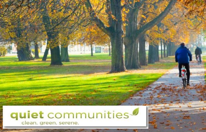Quiet Communities: Reducing Enviromental Noise